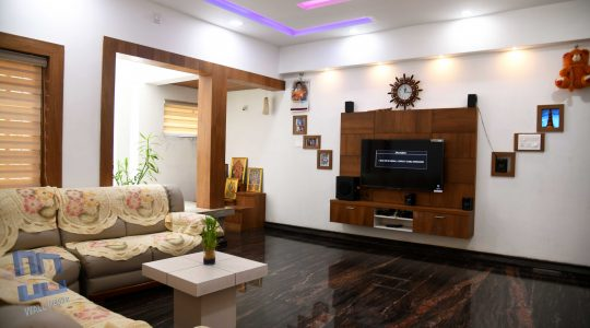 Chakkarakal Living room design