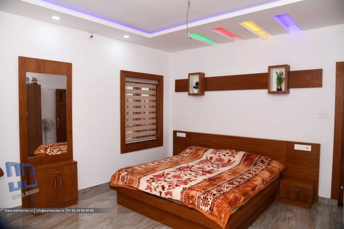 Chakkarkkal bedroom design