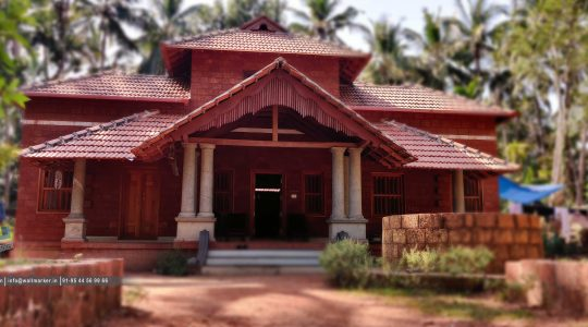 traditional home
