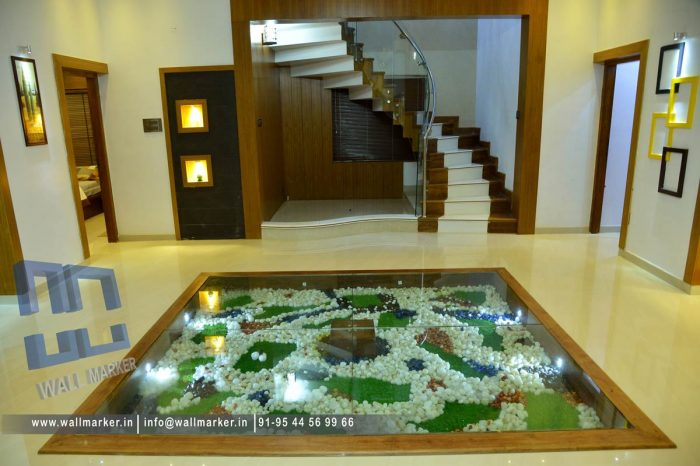 interior work at champad Thalassery,kannur