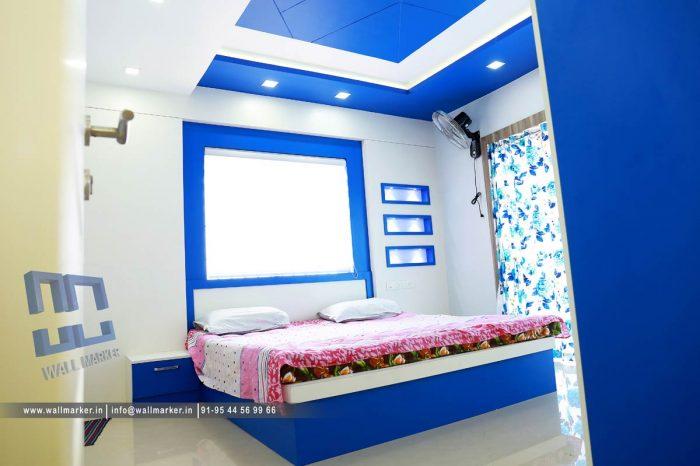 Bed room Design @ Thalassery