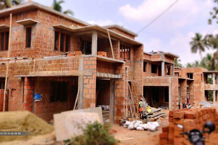 Kuthuparamba villa project